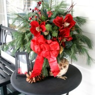 Holiday Outdoor Decor 2012