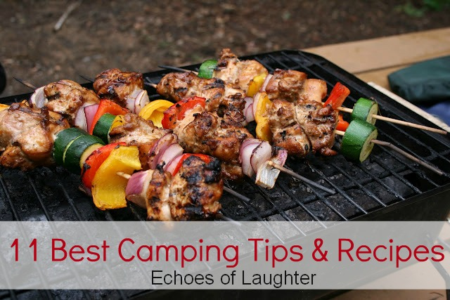 Camping-Tips-amp-Recipes