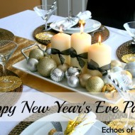 New Year's Eve Dinner Party…