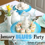January Blues Party…