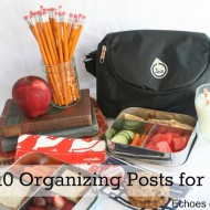 Top 10 Organizing Projects & Tips from 2012…