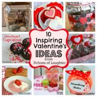 10 Inspiring Valentine's Ideas