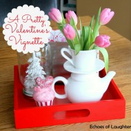 A Pretty Valentine's Vignette