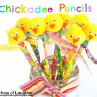 Chickadee Pencils