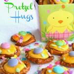 Easter Pretzel Hugs