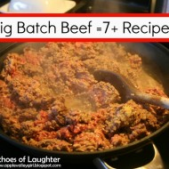 Easy Big Batch Beef Recipe