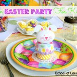 An Easter Party For Kids