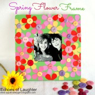 Make A Flower Frame
