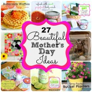 27 Beautiful Mother's Day Gift Ideas