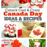 Canada Day Party Guide- Ideas & Recipes