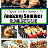 5 Great Tips For Hosting An Amazing Barbecue