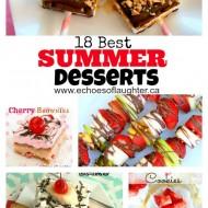 18 Best Summer Desserts