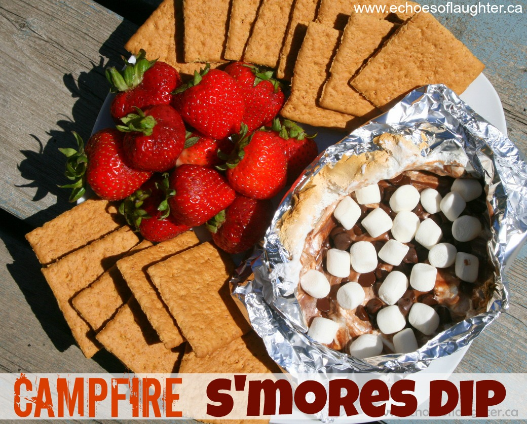 Campfire S'mores Dip2
