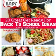 20 Great  Back To School Ideas