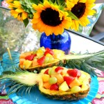 Easy Festive Fruit Salad