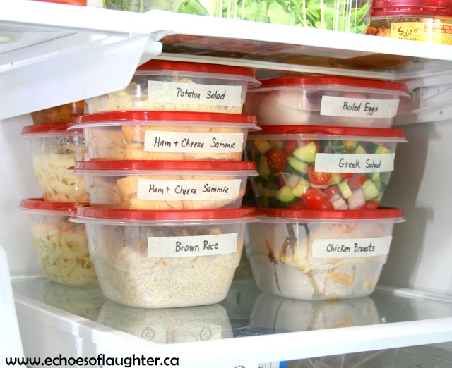 Image result for organizing fridge for healthy eating