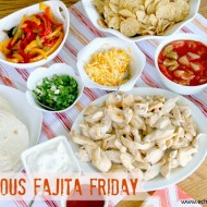 Fabulous Fajita Friday