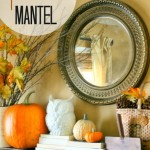 Fall Mantel-2 Ways