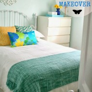 Teen Girl Bedroom Makeover