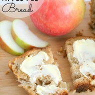 Spiced Apple Pie Bread