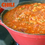 Delicious One Pot Chili