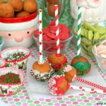 Easy Christmas Cake Pop Party!