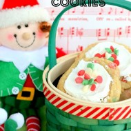 Christmas Chip Cookies
