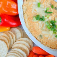 Baked Crab & Cheese Dip