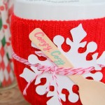 Christmas Mug Cake Gift
