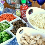 Make An Asian Noodle Bar