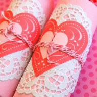 Valentine's Favor Craft Project