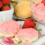 Easy 5 Minute Strawberry Butter