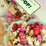Sweetheart Munchie Mix +Free Printable Tag