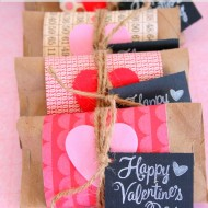 Valentine's Treat Tubes
