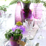 A Beautiful Table for Mother's Day