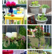 6 Beautiful Outdoor Paint Projects