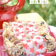 Chex Trail Mix Bars