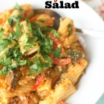 Delicious Curry Pasta Salad