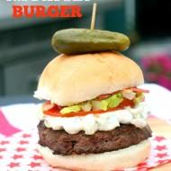 The Dill BLT Burger