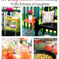 5 Wonderful Tips For Easy Summer Entertaining