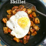 Curry Potato & Egg Skillet