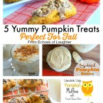 5 Yummy Pumpkin Treats Perfect For Fall