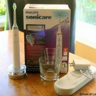 Our 2 Week Philips Sonicare Diamond Clean Challenge #SonicareSmile
