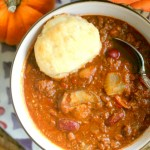 Curry Pumpkin Turkey Chili