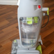 Sparkling Floors Made Easy with the Hoover® Floormate Deluxe