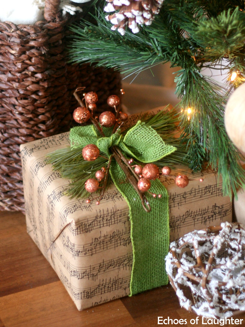 Copper Amp Green Gift Gift Wrapping Idea 9 Other Fantastic