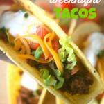 Classic Weeknight Tacos