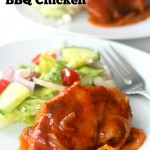 Easy Skillet BBQ Chicken