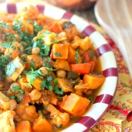 Vegetable Curry  {Gluten Free Main Dish}