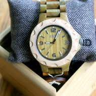 The Gift of A Beautiful Real Wood Watch by Jord for Father's Day